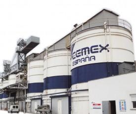 Nave ensacadora Cemex