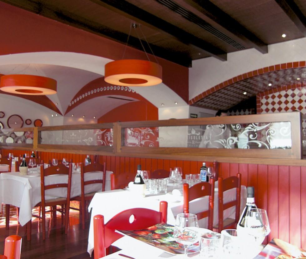 Restaurante La Rigoeta