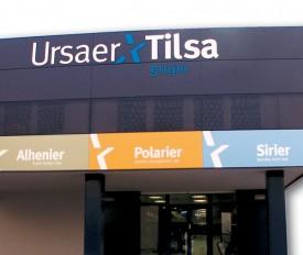 Tilsa. Lavandería industrial